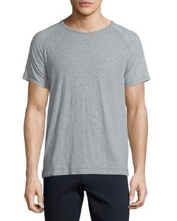 Vince - Raglan-Sleeve Jersey T-Shirt