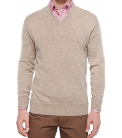 Peter Millar - Merino V-Neck Sweater