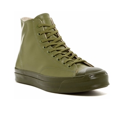 Converse - Jack Purcell® High-Top Rubber Sneaker