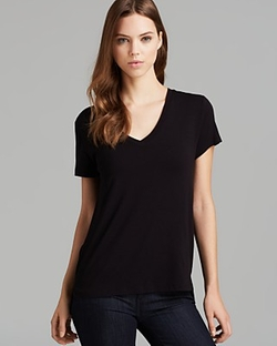David Lerner - Short Sleeve V-Neck T-Shirt