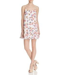 Cotton Candy LA  - Floral Print Mini Dress