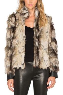 Jack by BB Dakota - Faux Fur Jacket
