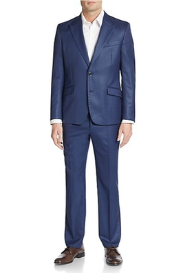 Versace Collection - Wool Two-Button Suit