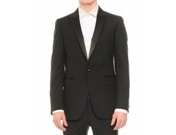 Lanvin  - Satin-Lapel Tuxedo Jacket