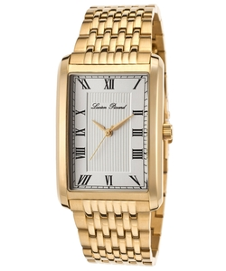 Lucien Piccard - Avignon Silver-Tone Dial Watch