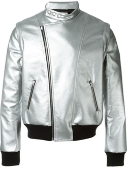 Saint Laurent - Stylised Biker Jacket