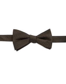 William Rast  - Micro Chevron Bow Tie