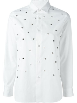 Junya Watanabe Comme Des Garçons - Studded Shirt