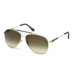 Tom Ford - Rick Aviator Sunglasses