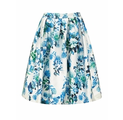 Forever Unique - Floral Bell Skirt