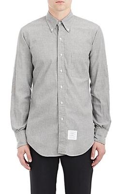 Thom Browne - Slub-Weave Shirt