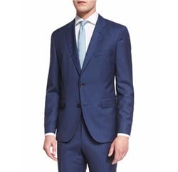Boss Hugo Boss  - Johnstons Lennon Striped Suit