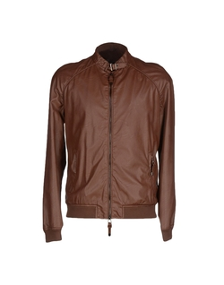 A Deep  - Leather Jacket