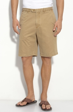Peter Millar  - Washed Twill Shorts