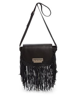 Zac Zac Posen - Metallic Fringe Crossbody Bag