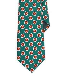Ralph Lauren - Neats Silk Foulard Tie