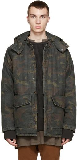 Yeezy Season 1 - Camouflage Coat