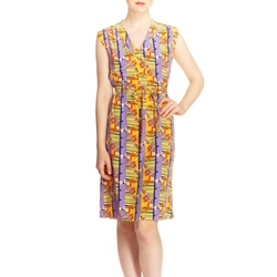 Tucker - The Sleeveless Tie Waist Dress