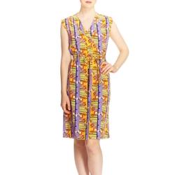 Tucker - The Sleeveless Tie Waist Dress