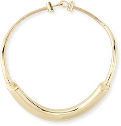 Jason Wu for Pluma  - Lauren Gold-Plated Collar Necklace