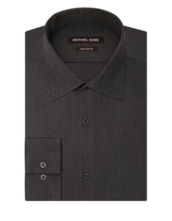 Michael Kors - Textured Dress Shirt