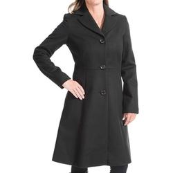 Kristen Blake  - Flare Wool Coat