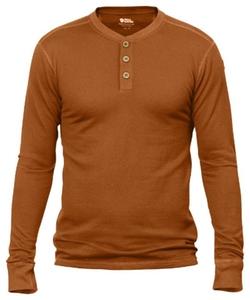 Fjallraven - Merino Henley Shirt