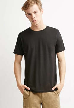 21 Men - Classic Crew Neck Tee
