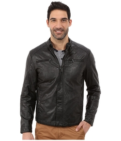 Kenneth Cole Reaction  - Faux Leather Rider