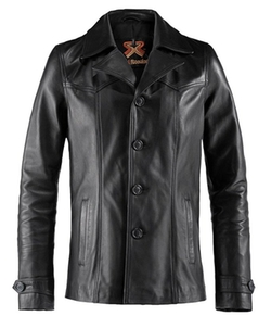 Soul Revolver - Heist Vintage Leather Jacket