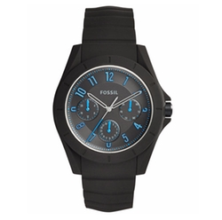 Fossil - Poptastic Silicone Strap Watch