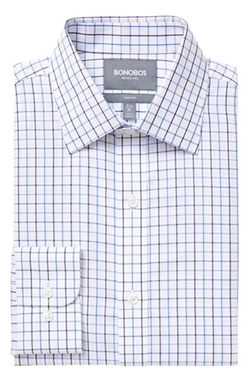 Bonobos - Wrinkle Free Check Dress Shirt