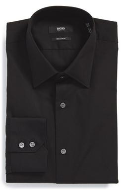 Boss - Gulio Regular Fit Dress Shirt
