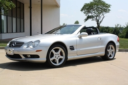 Mercedes-Benz - 2003 Roadster Convertible Car