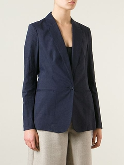 Theory - Single Button Blazer