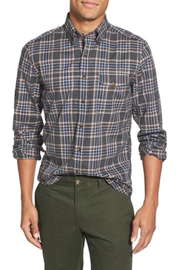 Gant - Plaid Twill Sport Shirt