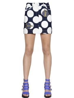 Kenzo - Polka Dot Mini Skirt