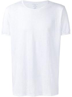 Majestic Filatures   - Round Neck T-Shirt