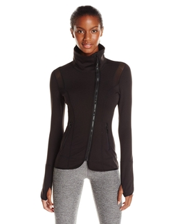 Capezio - Assymetrical Zipper Jacket