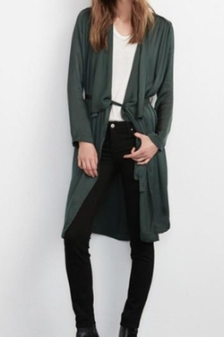 Velvet By Graham & Spencer - Tam Belted Cardigan