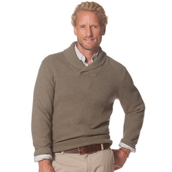 Chaps  - Somers Shawl-Collar Sweater