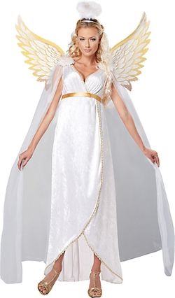 Party City - Adult Guardian Angel Costume