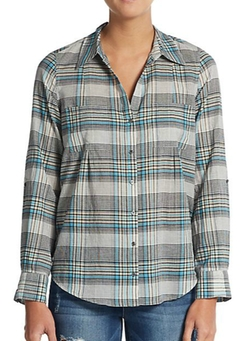 Joie - Cartel Plaid Shirt