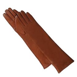 Luxury Lane - Lambskin Leather Long Gloves