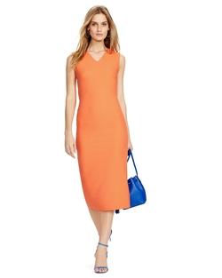 Polo Ralph Lauren - Cutout-Back Sleeveless Dress