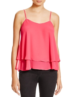 Aqua - Double Layer Cami Top