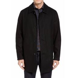 Cole Haan - Reversible Wool Blend Overcoat