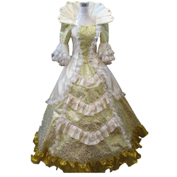 Royal Dress - Victorian Gothic Dress