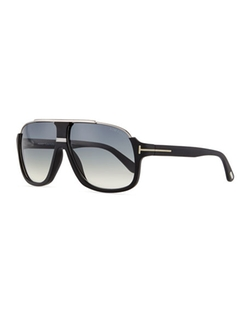 Tom Ford  - Elliot Acetate Sunglasses