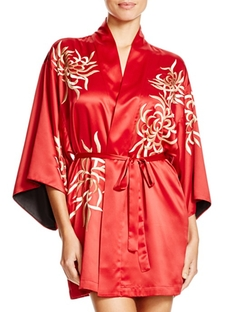 Natori  - Empress Embroidered Kimona Robe